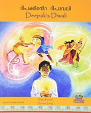 Deepak's Diwali in Malayalam and English (Celebrat... by Karwal, Divya Paperback