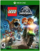 LEGO Jurassic World for Xbox One [New Xbox One]
