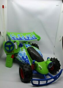 """TOY STORY Signature Collection RC Remote Control Buggy Car Thinkway 14"""" """"READ"""""""