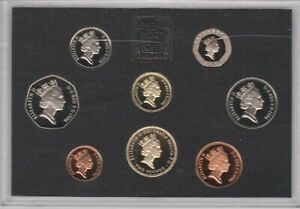 2139 Coins UK 1986 proof set