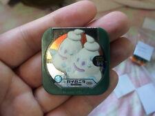 ot S3 Tomy Pokemon Figure Tretta card  Vanilluxe