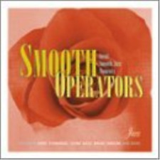 VARIOUS-SMOOTH OPERATORS:GREAT SMOOTH JAZZ  (UK IMPORT)  CD NEW
