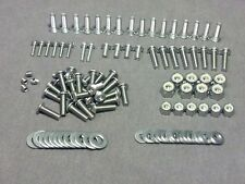 Hbr10 Stainless Steel Hex Head Screw Kit 150+ pcs Hot Bodies New Custom