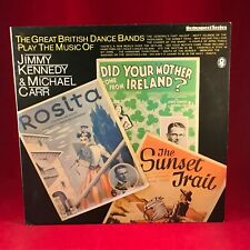GREAT BRITISH DANCE BANDS Play The Music Of Jimmy Kennedy Michael Carr VINYL LP