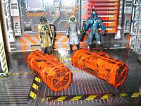 Star Wars Award Winning Custom Cast Space Tank Crates Diorama Part Free Shipping