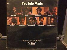 Various Artists LP Fire Into Music VG++ Bob James, George Benson, Etc Funk/Soul