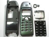 new nokia  6110 cover  keypad housing fascia set