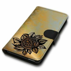 Design Handy Tasche Book Etui Cover Hülle Case Schutz Wallet ibles-SVH-70