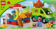 LEGO DUPLO 5683 MERCATINO DELLA FRUTTA  2-5 ANNI