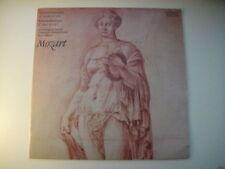 Kurt Masur - conductor, Mozart: d-moll KV 466 / C-dur KV 467  LP Black  ETERNA