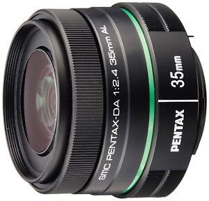 PENTAX smc DA 35mm f/2.4 AL Lens K-Mount Auto Focus/Manual Wide Angle Prime NEW