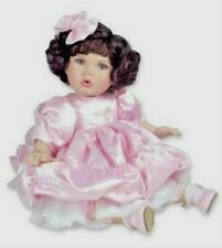 EXTREMELY RARE~ NRFB ~  BABY LISA CRYSTAL PINK Toddler Porcelain Doll~ LE 02/100