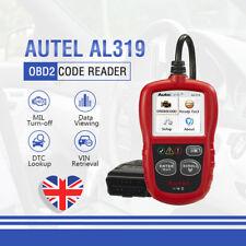Autel AutoLink Al319 Scanner Indicator Obd2 Can Vechicle Car Engine Fault Reader