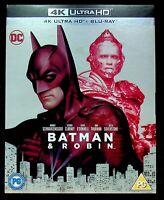 EBOND Batman & Robin 4K ULTRA HD + BLU-RAY D251009