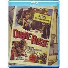 Blu Ray OMBRE' ROUGES - (1939) (Version Restaurée) John Ford/john Wayne NOUVEAU