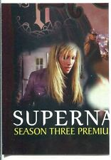 Supernatural Season 3 Chase Card Hell On Earth HE.7 Hollow Victory