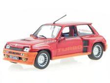 Renault 5 R5 Turbo 1981 rojo coche en miniatura Atlas 1 43