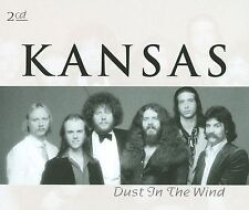 Live: Dust in the Wind by Kansas (CD, 2004, 2 Discs, Double Pleasure)