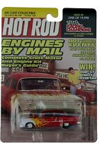 Racing Champions Hot Rod ENGINES BY MAIL '55 Chevy Bel Air Issue #8