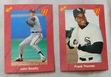 1991 Classic II Baseball Card Pick one