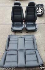 VW Golf 3, 4 Cabrio Lederausstattung Ledersitze Sitze Recaro Colour Concept