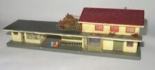 Pola N scale station + village