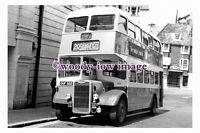 ab0119 - Southdown Bus - OUF 522 - photograph 6x4