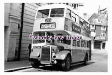ab0119 - Southdown Bus - OUF 522 - photograph