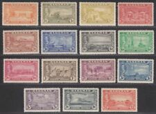 Bahamas 1948 KGVI Tercentenary Part Set to £1 Mint cat £75