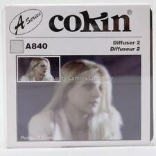 """COKIN """"A"""" SERIES A840(084) DIFFUSER 2 - MEDIUM DIFFUSE EFFECTS FILTER - NOS"""