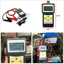 12V Car Battery Load Tester Auto Battery Analyzer Tester Kit MICRO-200 AGM CCA