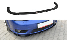 FRONT DIFFUSER (GLOSS BLACK) FORD MONDEO MK3 ST (2002-2007)