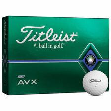 TITLEIST AVX 2020 GOLF BALLS 1X12 WHITE BRAND NEW MODEL IN BOX