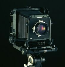 New TOYO FIELD 45A II 4x5 Large Format Camera, Revolving Back Hood Made in Japan