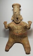 Pre-Columbian pottery Jalisco woman . 300 - 600 A.C.