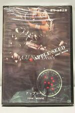 Apple Seed - Anime Movie ntsc import dvd English subtitle