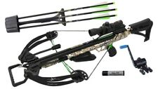 New Carbon Express X-Force Piledriver 390 Crossbow Package W/ Crank Device 20310