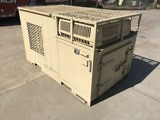 Garrett Military Issued Climate Controlled Dog Kennel,Carrier,Crate, Cage
