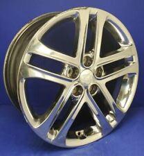 13 KIA OPTIMA Wheel Rim 18x7-1/2 Alloy 10 Spoke Chrome 529104C750 OEM 74673