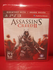 Assassin's Creed II game for PS3 Sony Playstation 3 Greatest Hits  NEW