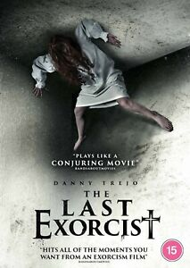 THE LAST EXORCIST (RELEASED 4TH OCTOBER) (DVD) (NEW)