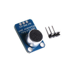 1PCS Electret Microphone Amplifier MAX4466 With Adjustable Gain For Arduino New