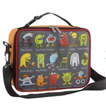 Monsters Design Lunch Bag