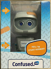 NEW AND SEALED Stunt Herbert Robot Toy, CONFUSED.COM