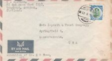 1966 Thailand #408 on cover to US; single use *d