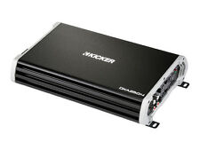 Kicker DX 250W 4 Channel Class D Full-Range Amplifier