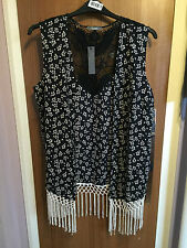 Stunning Ditsy print Kimono/cover up - SIZE 10,12,14 - BNWT Festival