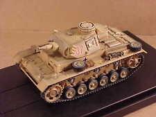Dragon Armor  #60601 1/72 Resin German Panzer III, Afrika Korps, Tunisia 1942/43