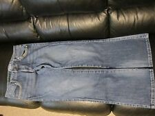 Rock 47 by Wrangler Jeans ---ULTRA LOW RISE-Size-7/32 - NICE LOOKING~