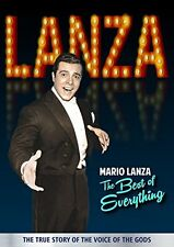 MARIO LANZA The Best of Everything DVD in Inglese NEW .cp
